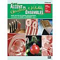 Alfred Accent on Christmas and Holiday Ensembles B-Flat Tenor Saxophone