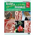 Alfred Accent on Christmas and Holiday Ensembles Trombone/Baritone B.C.