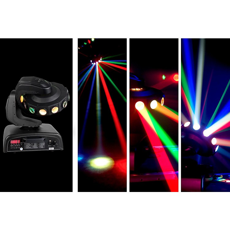 American DJ Accu UFO Pro DMX Intelligent Light