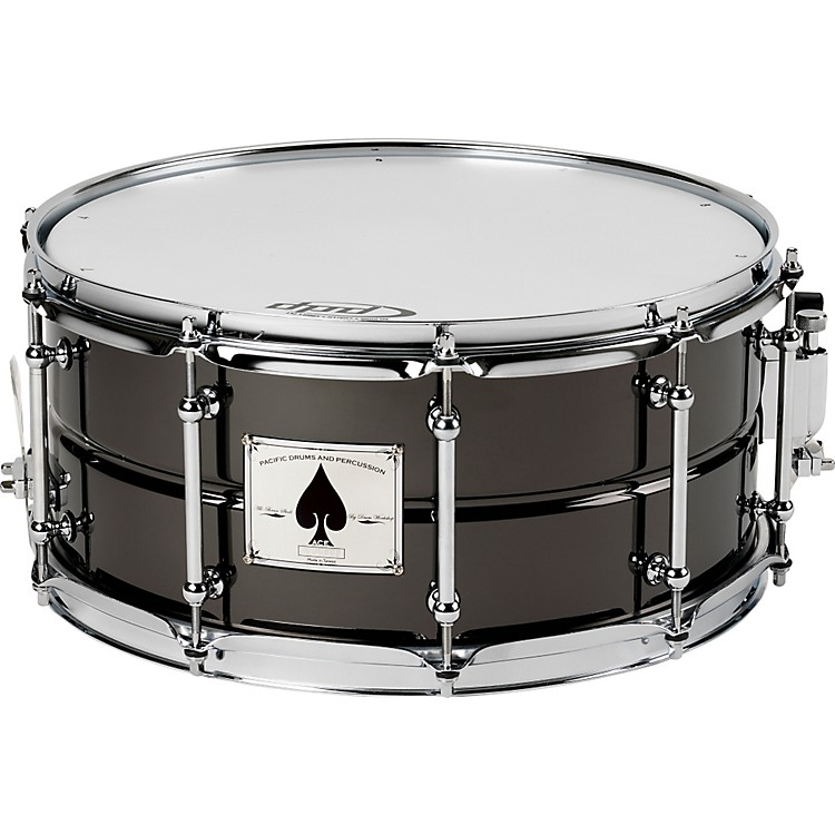 PDPAce Brass Snare Drum14 x 6.5 in.