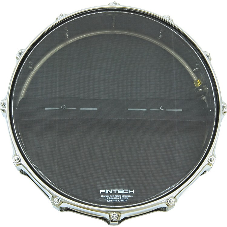 Pintech Acoustech Electronic Piccolo Snare Drum  3-1/2 x 14 in.