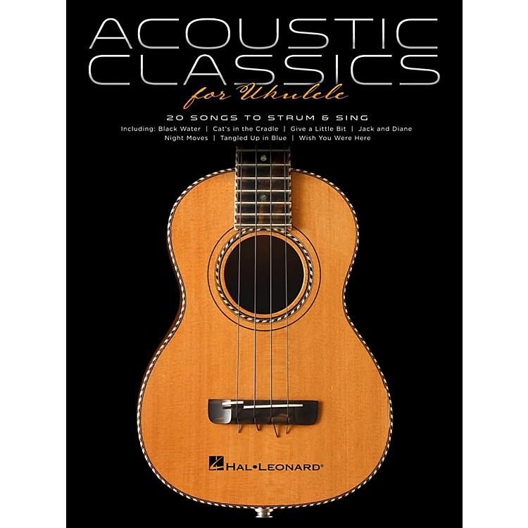 Hal LeonardAcoustic Classics For Ukulele
