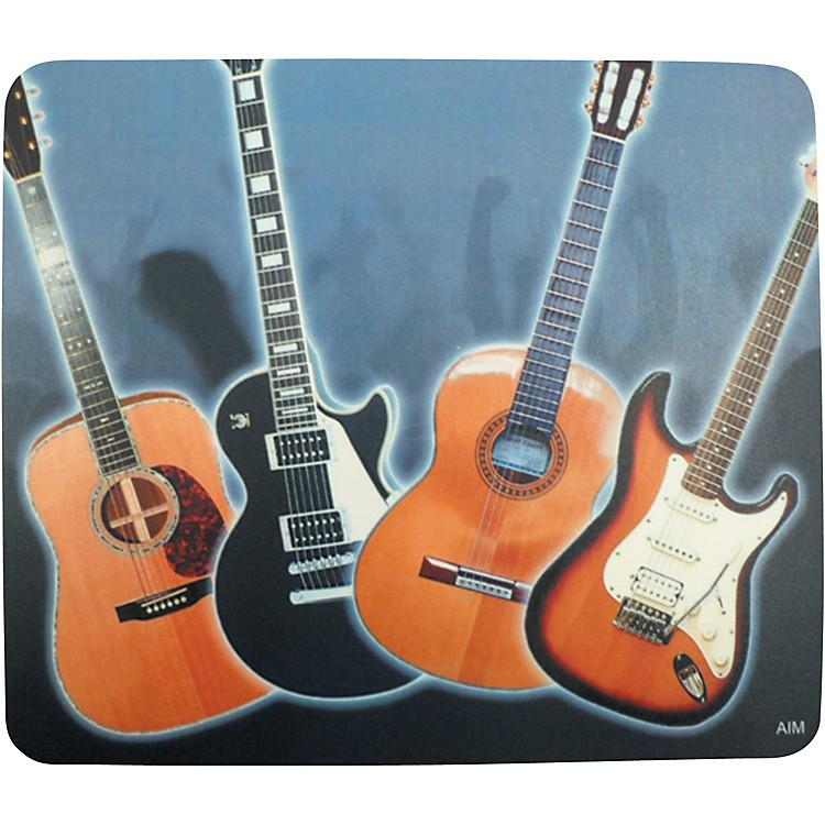 AIMAcoustic/Electric Guitars Mousepad