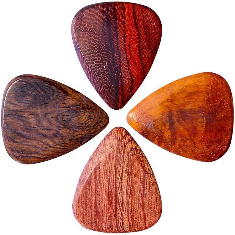 Timber TonesAcoustic Guitar Picks, 4-Pack