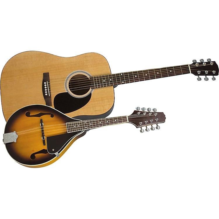 RogueAcoustic Guitar and Mandolin PackNaturalSunburst