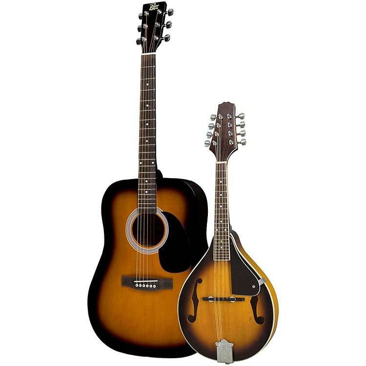 RogueAcoustic Guitar and Mandolin PackSunburstSunburst