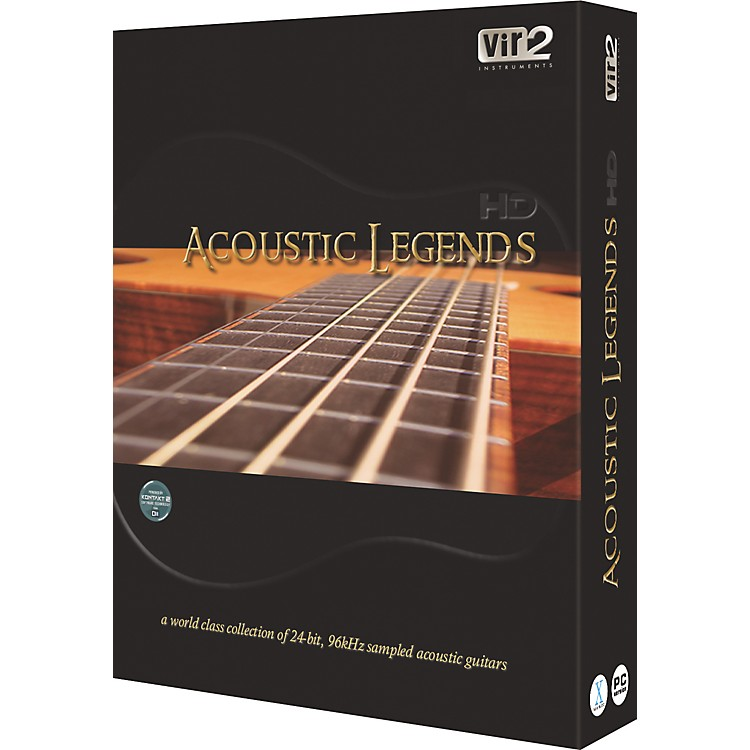 Vir2 Acoustic Legends HD Acoustic Guitar Collection
