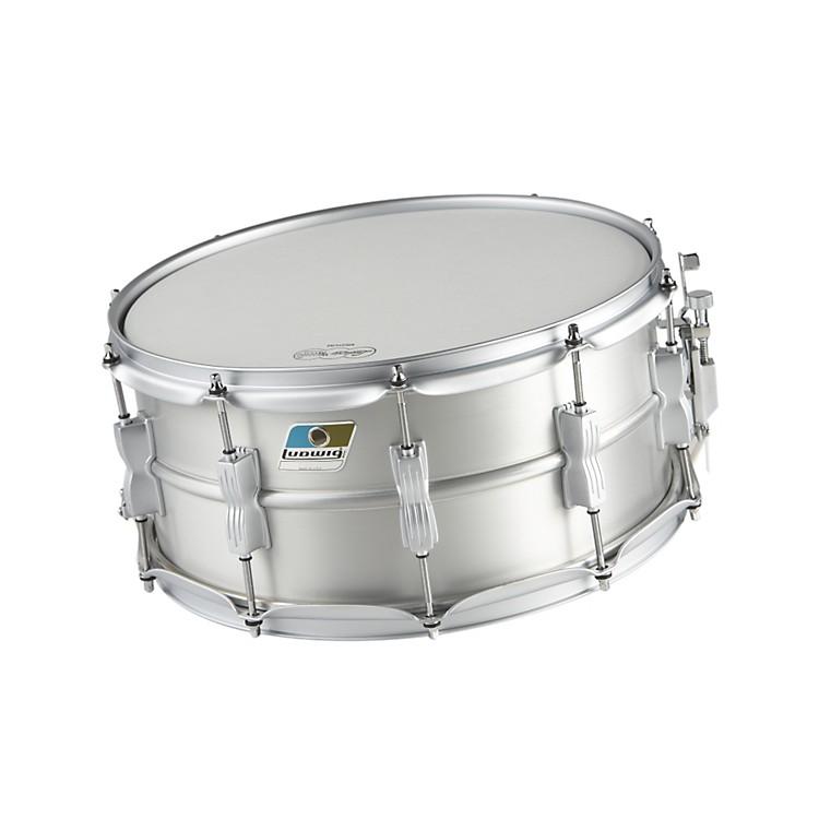 LudwigAcrolite Limited Edition Aluminum Snare Drum