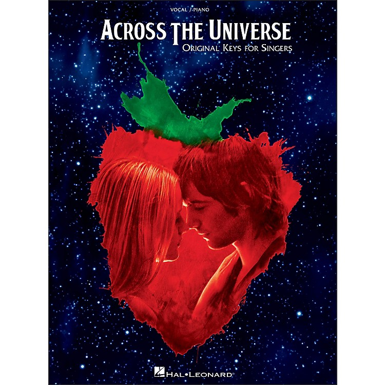 Hal LeonardAcross The Universe - Original Keys for Singers (Vocal / Piano)