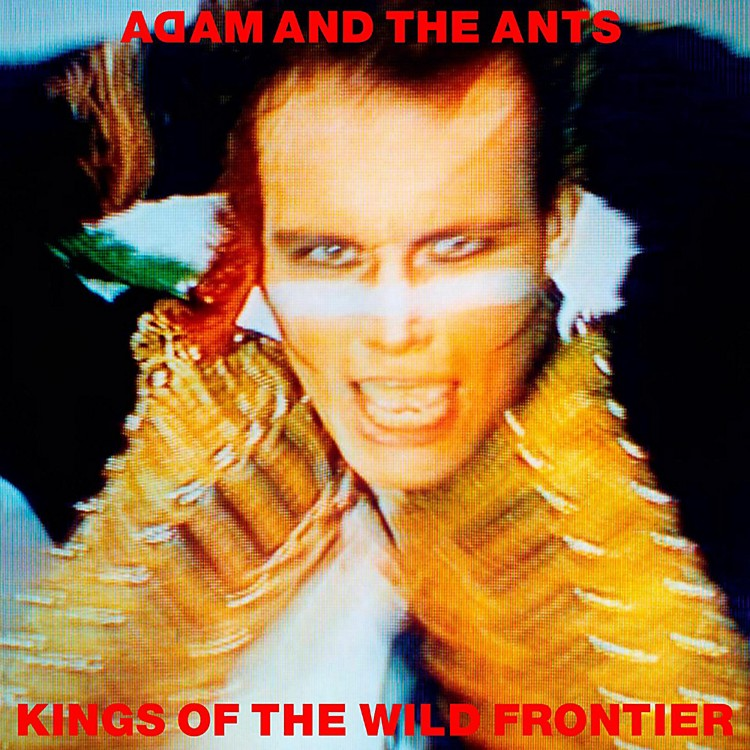 SonyAdam & The Ants - Kings Of The Wild Frontier (Deluxe Edition)