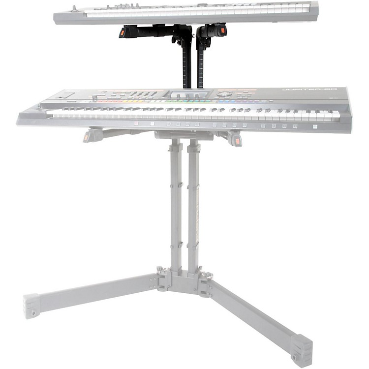 Roland Add-on Tier for Pro Folding keyboard Stand Black
