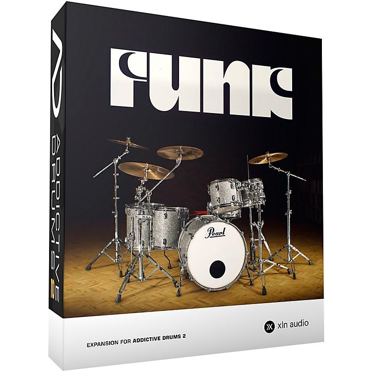 XLN AudioAddictive Drums 2  FunkSoftware Download