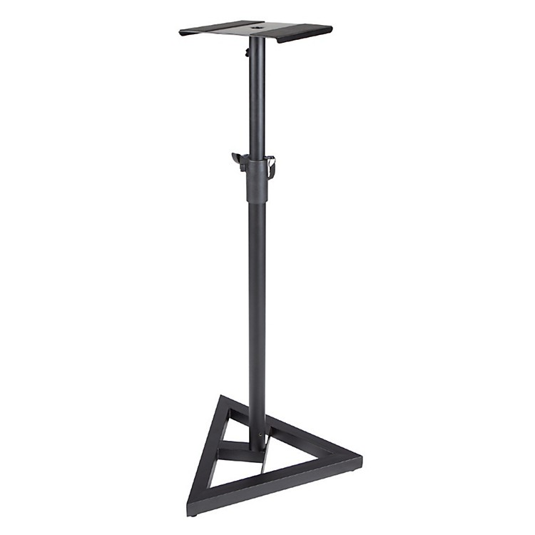 ProLine Adjustable Studio Monitor Stand - Pair Black