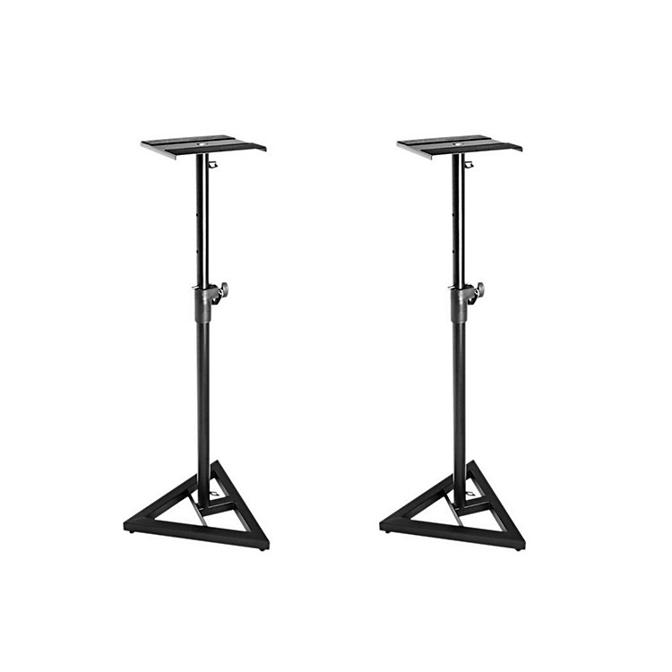 On-Stage Stands Adjustable Studio Monitor Stand - Pair