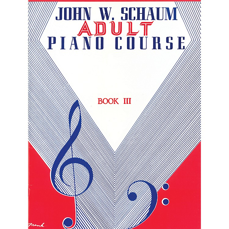 AlfredAdult Piano Course Book 3