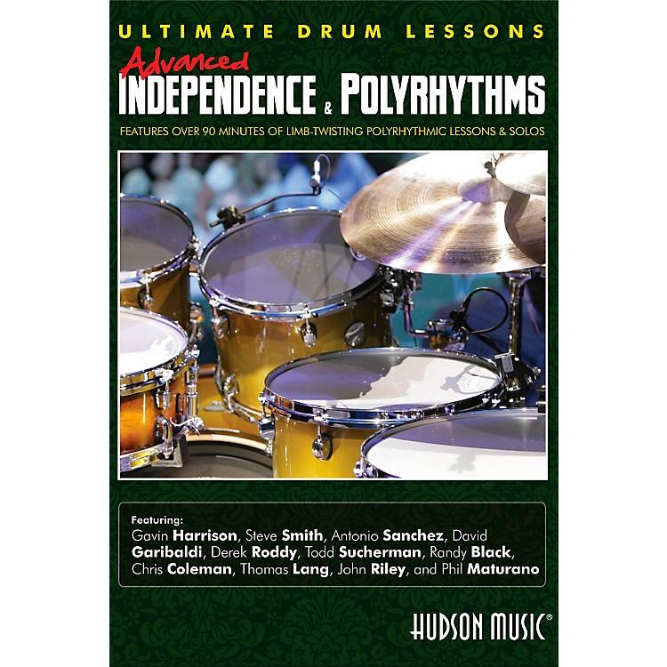 Hudson MusicAdvanced Independence & Polyrhythms Ultimate Drum Lessons DVD