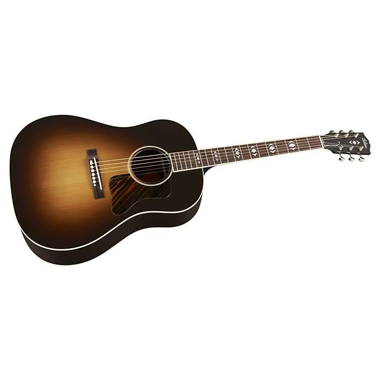 Gibson Advanced Jumbo Classic Acoustic Guitar Vintage Sunburst