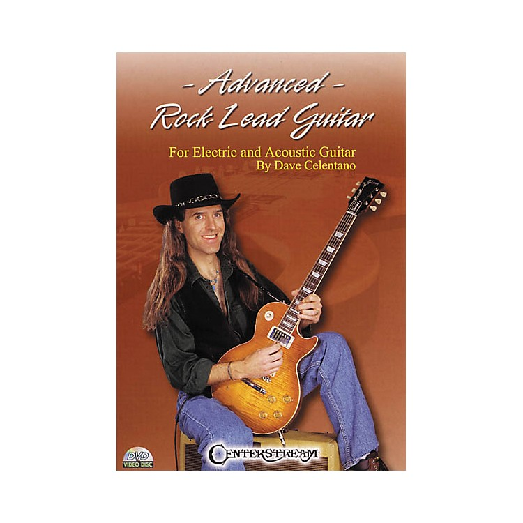 Centerstream PublishingAdvanced Rock Lead Guitar (DVD)