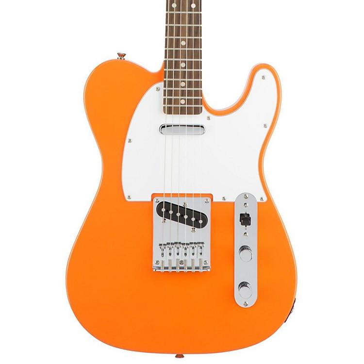 SquierAffinity Series Telecaster, Rosewood FingerboardCompetition Orange