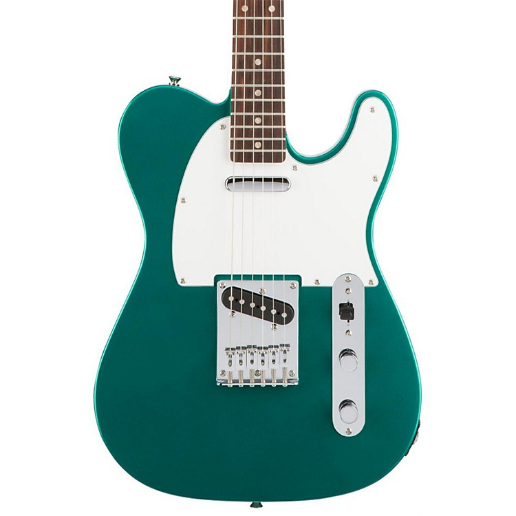 Squier Affinity Series Telecaster, Rosewood Fingerboard Race Green