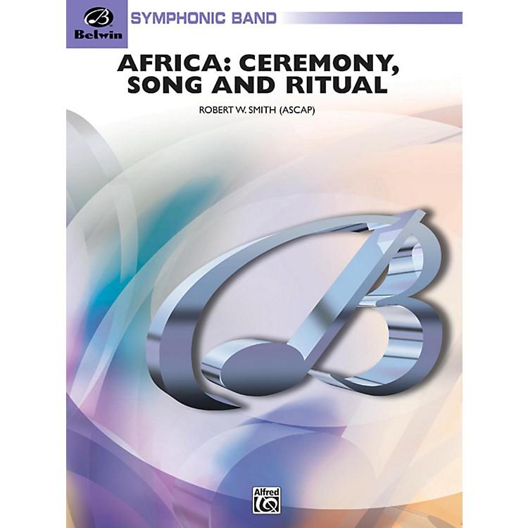 BELWINAfrica: Ceremony, Song, and Ritual Grade 4 (Medium)