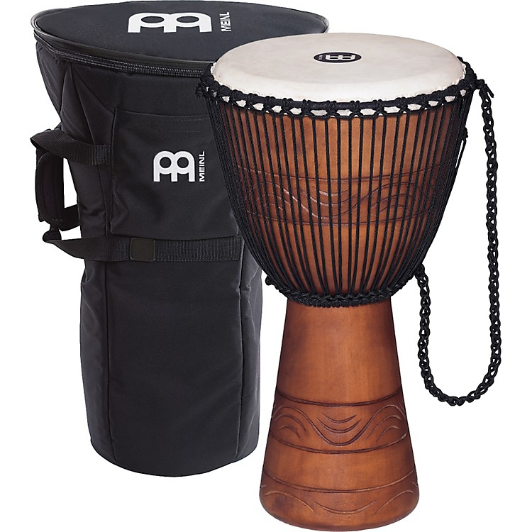 Meinl African Djembe with Bag XL