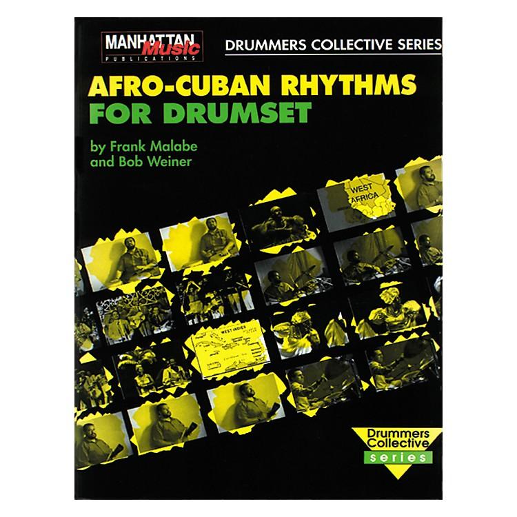 AlfredAfro-Cuban Rhythms for Drumset (Book/CD)