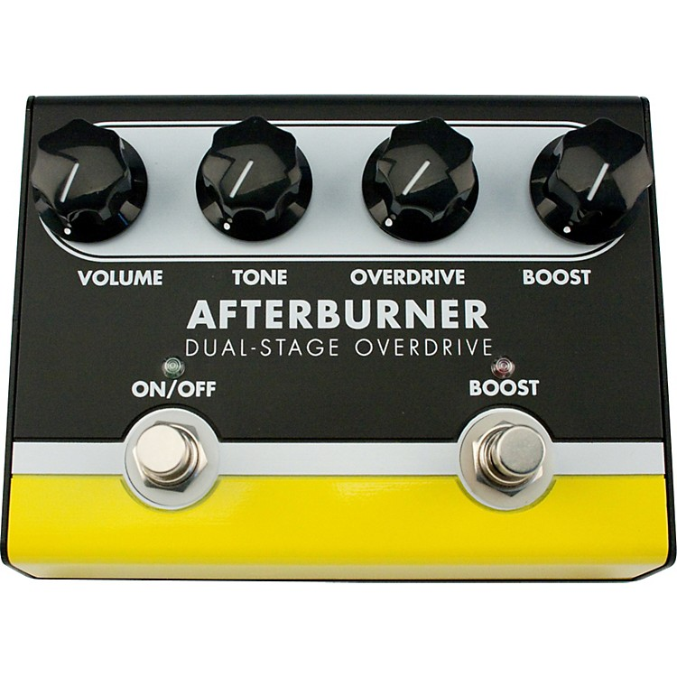 Jet City Amplification Afterburner Distortion Guitar Effects Pedal