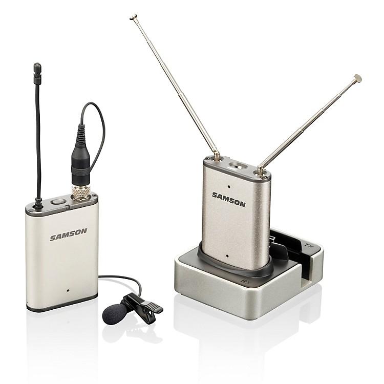 SamsonAirline Micro Camera/Lavalier Wireless System
