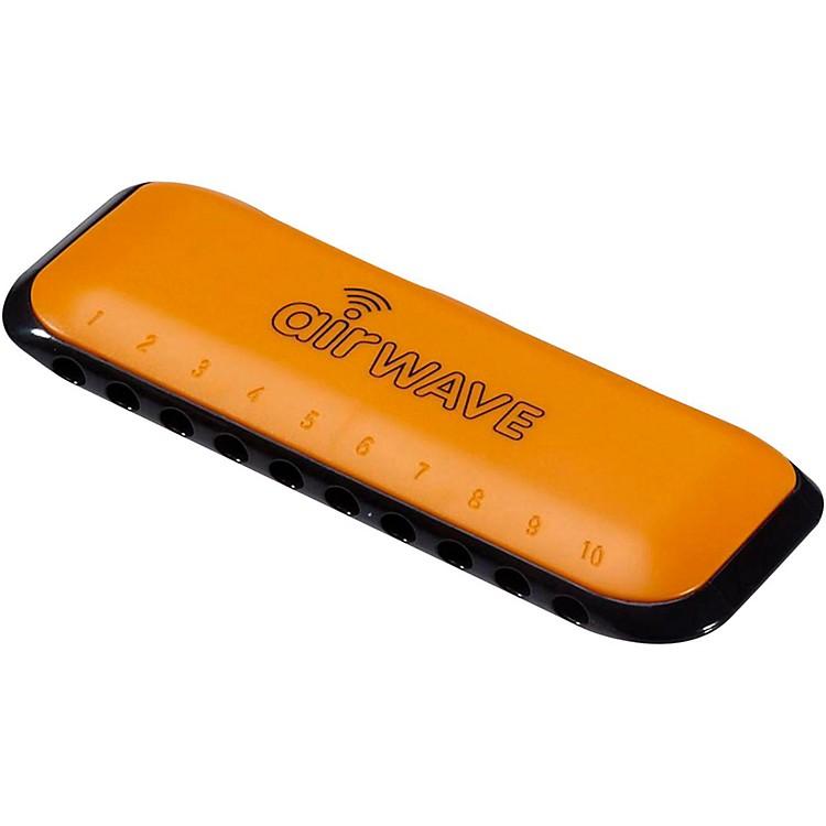SuzukiAirwave Harmonica (Key of C)Orange