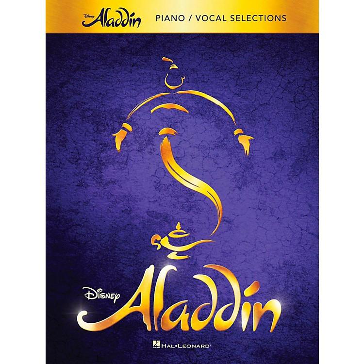 Hal LeonardAladdin - Broadway Musical Piano/Vocal Selections