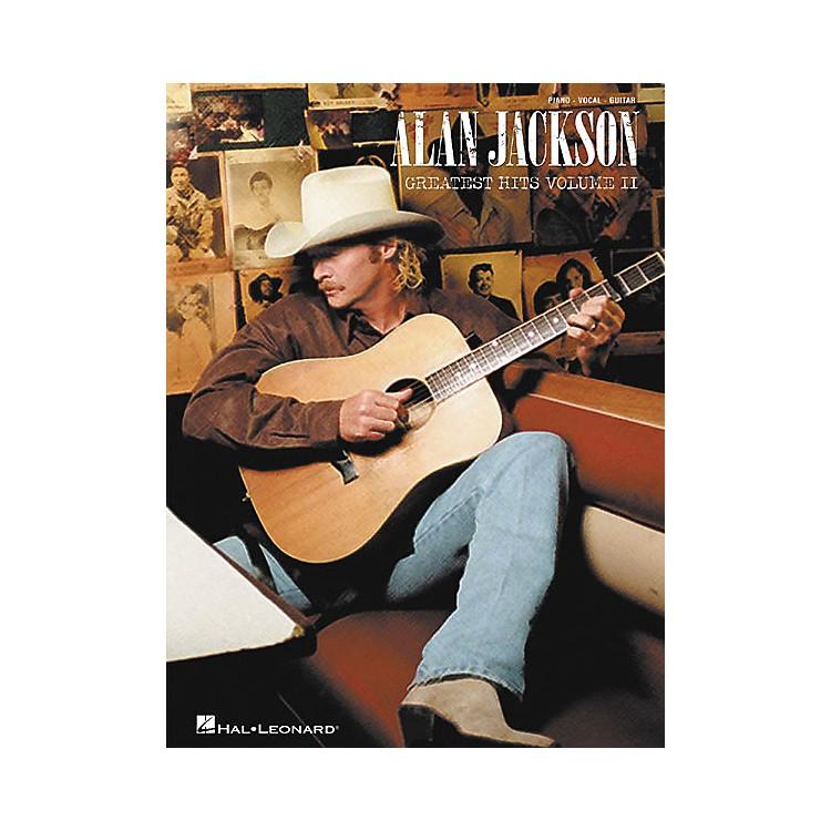 Hal LeonardAlan Jackson - Greatest Hits Volume II Piano, Vocal, Guitar Songbook