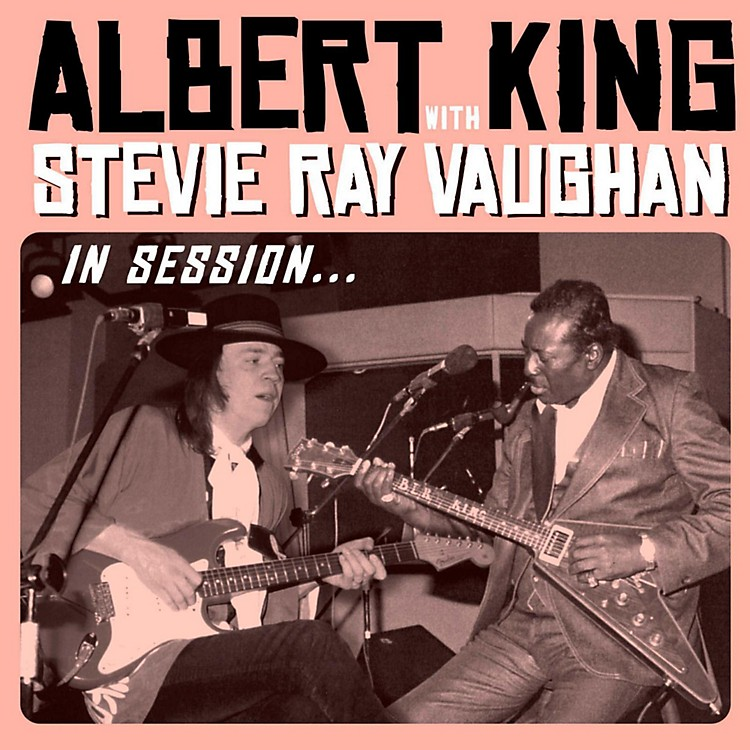 Universal Music Group Albert King with Stevie Ray Vaughan - In Session Vinyl LP