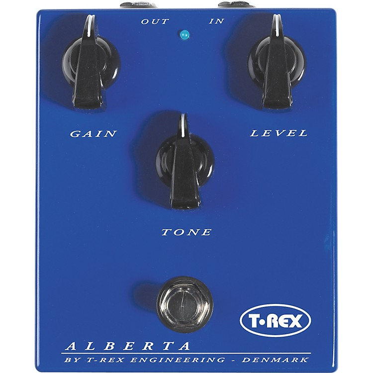T-Rex Engineering Alberta Distortion Pedal