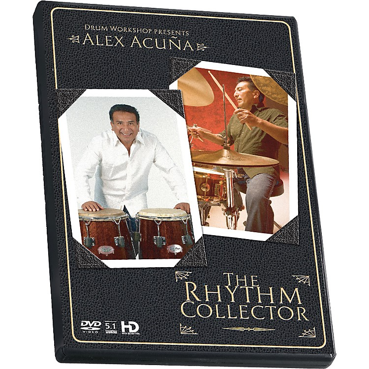 The Drum ChannelAlex Acuna - The Rhythm Collector DVD