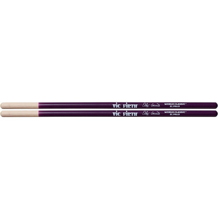 Vic Firth Alex Acuna Conquistador Timbale Sticks Purple