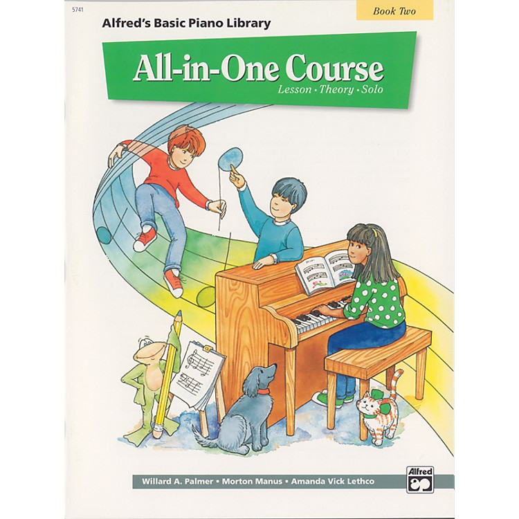 AlfredAlfred's Basic All-in-One Course Book 2