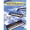 Alfred Alfred's Basic Chord Approach to Electronic Keyboards Lesson Book 1