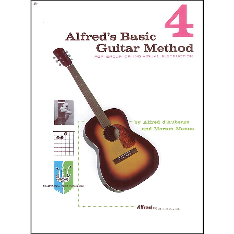 AlfredAlfred's Basic Guitar Method Book 4