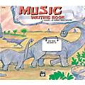 Alfred Alfred's Basic Music Writing BookWide Lines 32 pages