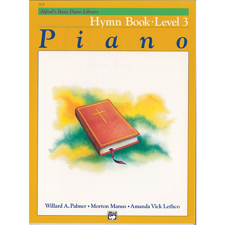AlfredAlfred's Basic Piano Course Hymn Book 3