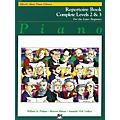 Alfred Alfred's Basic Piano Course Repertoire Book Complete 2 & 3
