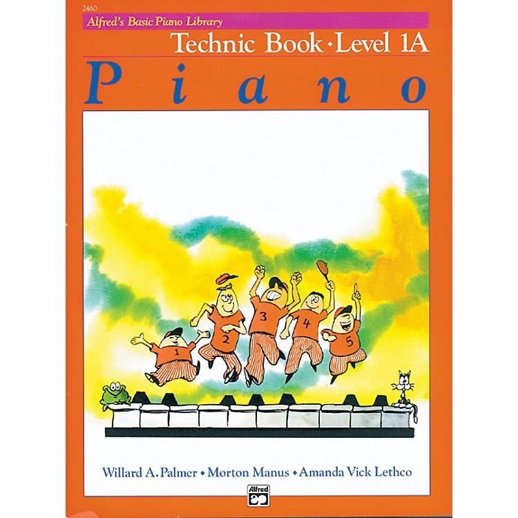 AlfredAlfred's Basic Piano Course Technic Book 1A