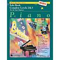 Alfred Alfred's Basic Piano Course Top Hits! Solo Book Complete 2 & 3