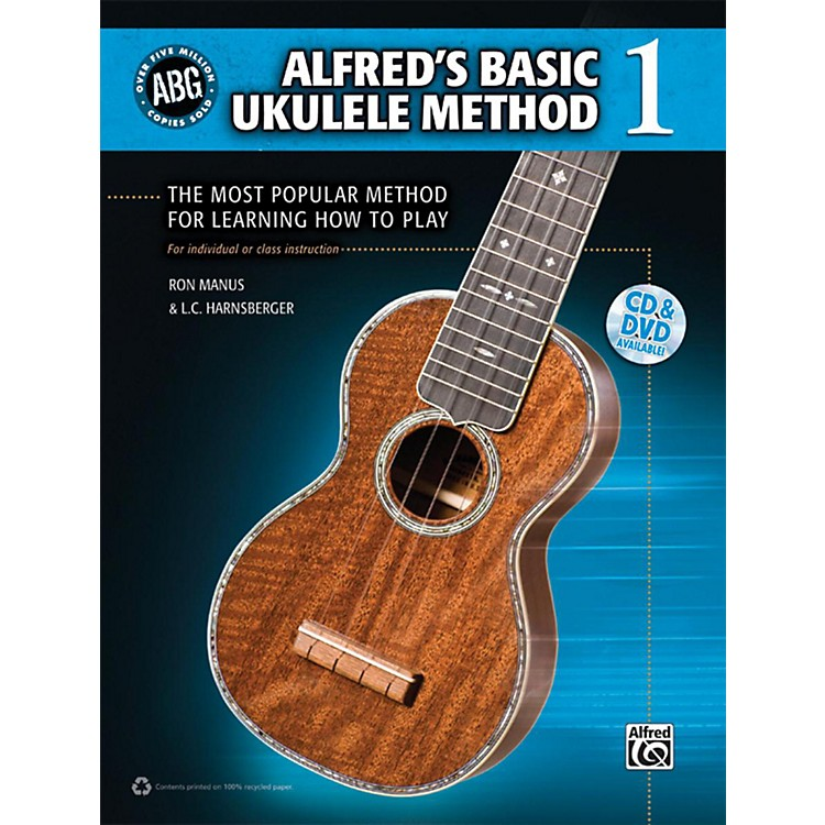 Alfred Alfred's Basic Ukulele Method Book 1