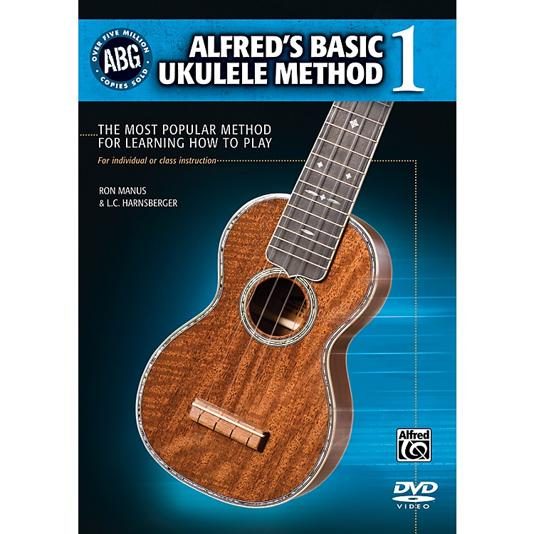 Alfred Alfred's Basic Ukulele Method DVD