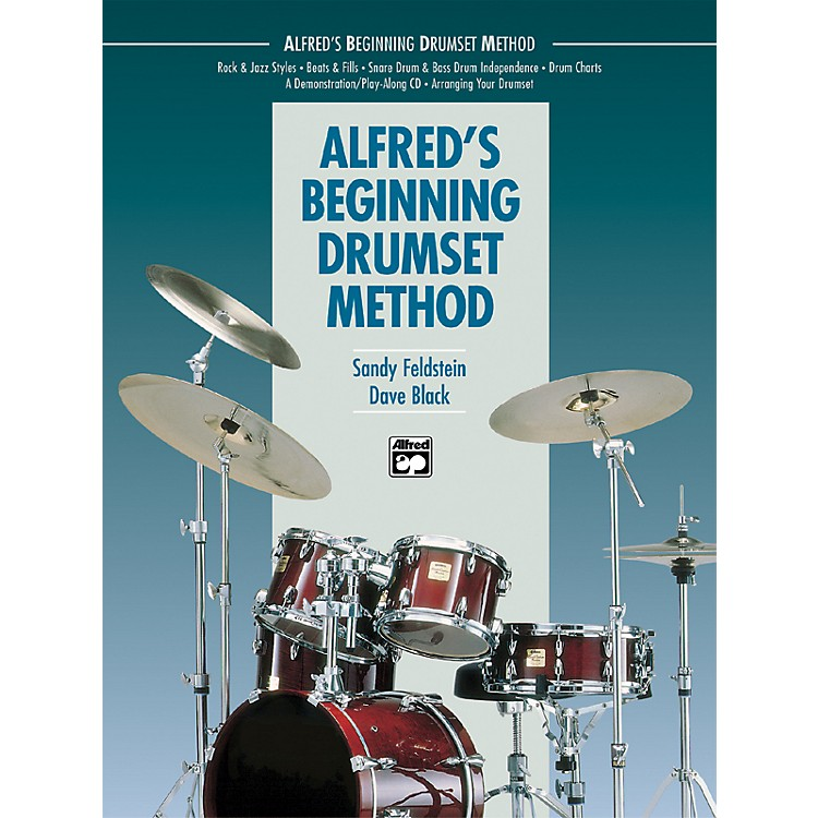 Alfred Alfred's Beginning Drumset Method Book