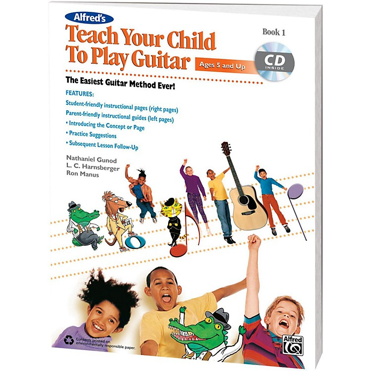 AlfredAlfred's Teach Your Child To Play Guitar Beginner's Kit