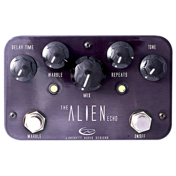 Rockett Pedals Alien Echo Guitar Effects Pedal
