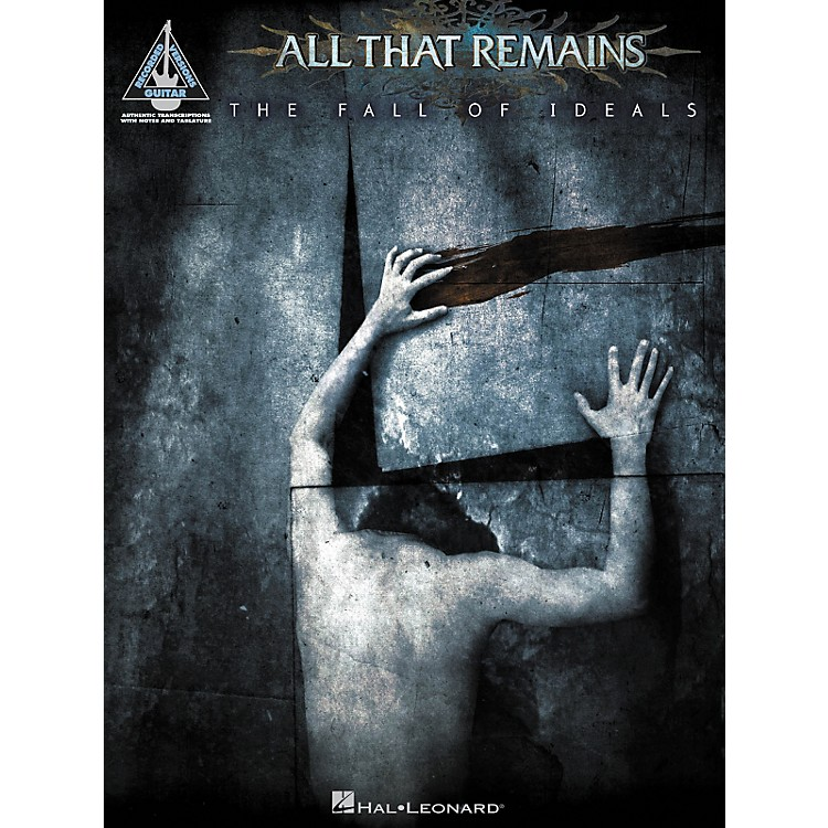 Hal LeonardAll That Remains - The Fall Of Ideals Guitar Tab Songbook